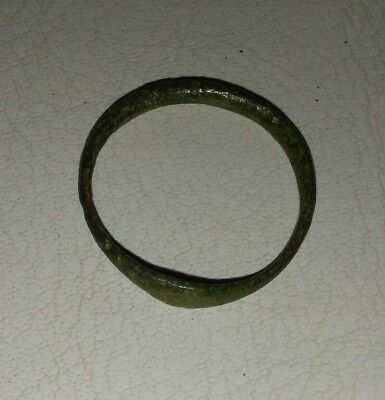 Ancient Celtic Ring Proto money 200 BC - 300 AD