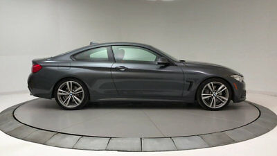 BMW 4 Series 435i 435i 4 Series 2 dr Coupe Gasoline 3.0L STRAIGHT 6 Cyl Mineral Gray Metallic