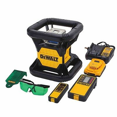 *cheapest Price On Ebay!* Dewalt Dw079Lg 20V Max* Tough Green Rotary Laser