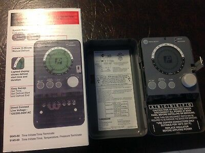 Paragon 9145-00 Electronic Defrost Timer Dual Voltage Unused in field