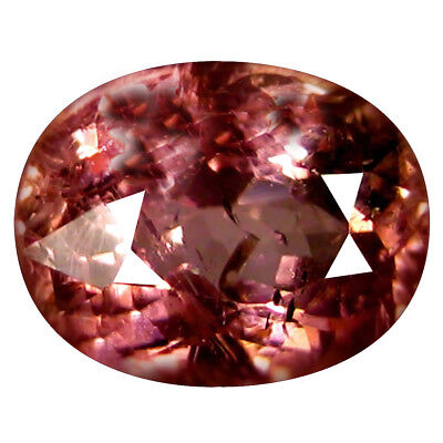 2.05 ct AAA Outstanding Oval Shape (9 x 7 mm) Pink Tourmaline Natural Gemstone
