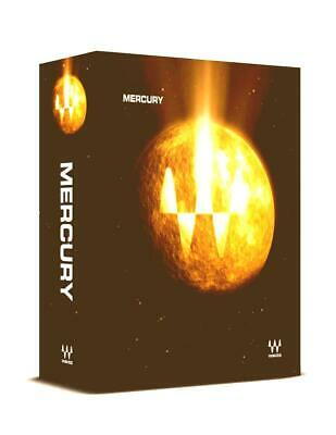 Waves Mercury & Studio Classics Bundle AAX +Mixing Lessons + eDelivery!