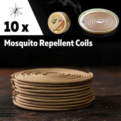 Coils Mosquito Repellent Coil Lighting Insect Repeller Citronella With HOLDER