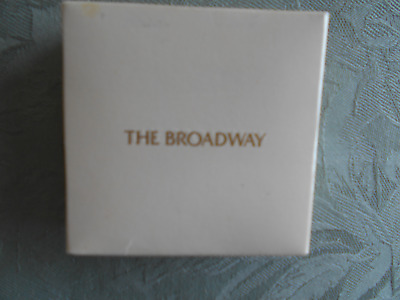 VINTAGE Los Angeles  BROADWAY DEPT. STORE SMALL BOX /original cotton