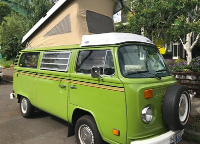 1978 Volkswagen Bus/Vanagon Westfalia 1978 Bus Westy In Portland, OR, Road Trip Ready