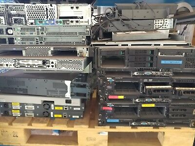 Assorted Servers, Assorted Workstations, Networking Gear