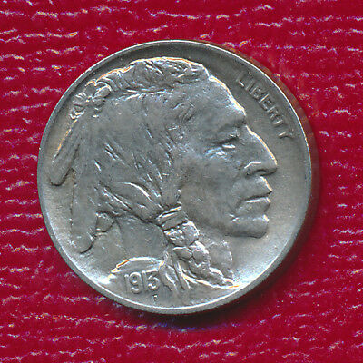 1913 Buffalo Type I Nickel **choice Brilliant Uncirculated** Free Shipping!