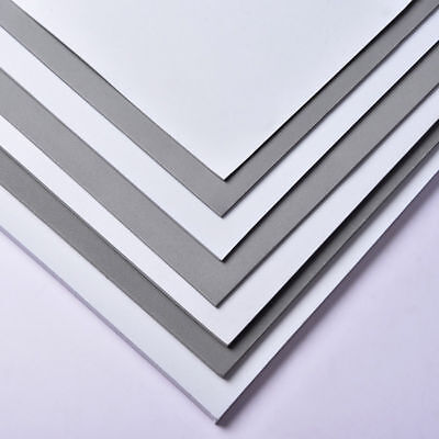 EVA Foam Sheet Plate Mats Cosplay Grey/White/ Black 1mm 2mm 3mm 5mm 10mm Thick