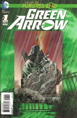 Future's End - Green Arrow (2014) One-Shot (3D Variant)