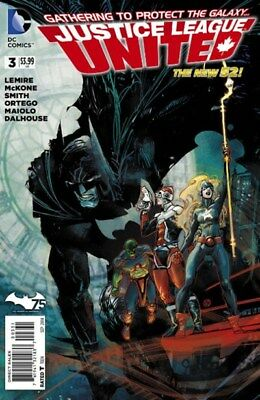 Justice League United (2014-2016) #6 (Lego Variant)