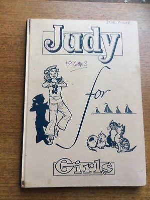 Judy for Girls Annual 1963