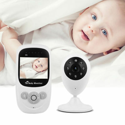 "2.4""  Wirless Digital Video Smart Baby Monitor Audio 2.4GHZ Camera Night Vision"