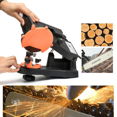 220V Chainsaw Sharpener Swarts Tools Chain Saw Electric Grinder File Pro Tool