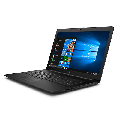 HP 17-by0400ng Notebook N4000 HD+ ohne Windows