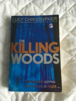 The Killing Woods Lucy Christopher Book  Young Adult