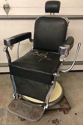 VINTAGE Koken Barber Chair