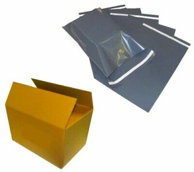 Grey Self Seal Poly Postal Mailing Bags Quality Plastic Postage Mailers