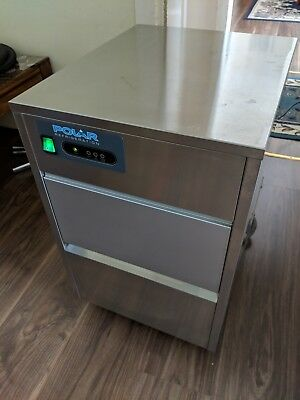 Polar T316 Under Counter Ice Maker **Really Good Condition**