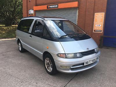 Toyota Lucida Automatic 2.2L Diesel 8 Seater