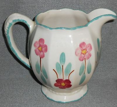 Blue Ridge LADY PATTERN Hand Painted GRACE PITCHER Southern Potteries