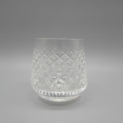 SET OF FOUR - Waterford Crystal ALANA Roly Poly Glasses