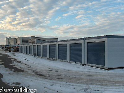 DuroSTEEL JANUS 10'x10' Heavy Duty Commercial 2500 Series Roll-up Door DiRECT