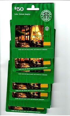 7 LOT 2008 Starbucks Cards Twilight Hangers Mint USA rare lot of 7 old logo