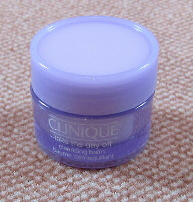 Clinique - Take the day off cleansing balm - NEU - OVP - Makeup Remover