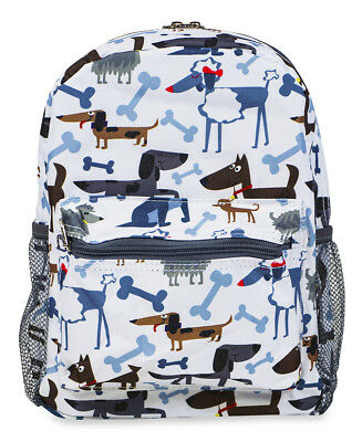 Jenzys Girls Puppy Dog Mini Toddler Backpack Bag For Preschool or Kindergarten