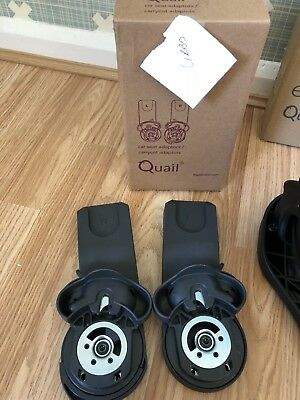Egg Quail Carseat Adapters