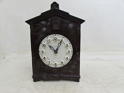 Vintage Bakelite Majak Russian Cuckoo Clock For Spares/Repairs