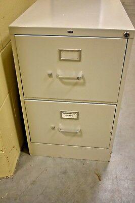 2 Drawer Legal Size File Cabinet - Local Pickup