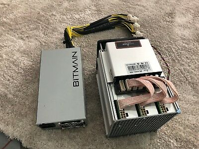 Antminer Z9 Mini + Power Supply Apw3++ First Batch In Hand Will Ship When Sold