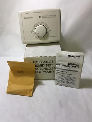 Honeywell H1008A1024 HumidCalc Automatic Humidity Control