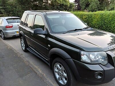 Land Rover Freelander 1.8 XEi Special edition 5 Door.