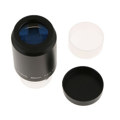 Perfeclan 1.25inch Plossl 40mm Telescope Eyepieces for Astronomy Filters