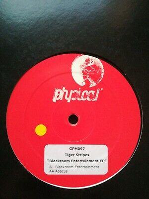 Tiger Stripes ‎– Blackroom Entertainment EP // Get Physical Music ‎– GPM097
