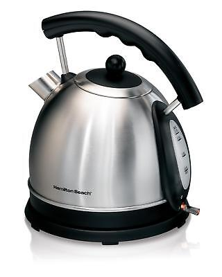 Hamilton Beach 1.7L Stainless Steel Electric Kettle