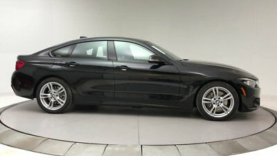 BMW 4 Series 440i Gran Coupe 440i Gran Coupe 4 Series 4 dr Automatic Gasoline 3.0L STRAIGHT 6 Cyl Black Sapph