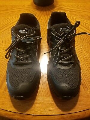 5975176c1d6b Puma Safety 642585 Low Cut Fuse Motion SD Safety Toe Non Metallic Heat  Resistant
