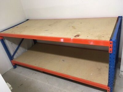 heavy duty workbench for shed garage or man cave