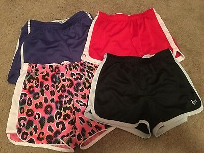 Size 12 Justice Athletic Mesh Shorts