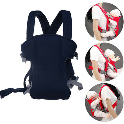 Portable Baby Carrier Infant Kid Backpack Hipseat Hip Seat Easy Carry Newborn UK