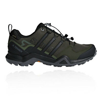 0df3525ad ADIDAS MENS TERREX Swift R2 GORE-TEX Trail Running Shoes Trainers Sneakers  Green