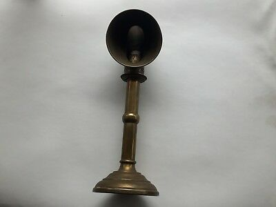 Antique 19th Century Brass Candle Ejector