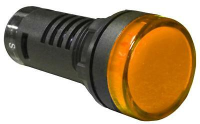 22Mm Indicator LED, Pilot Light 110V Amb - Cbpi22-110/Amb