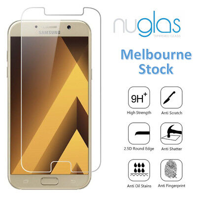 Nuglas Tempered Glass Screen Protector For Samsung Galaxy A3 A5 A7 2017