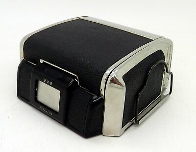 GENUINE HASSELBLAD 6x6 FILM BACK FOR S2, S2A12 & 24 EXPOSURES #2815