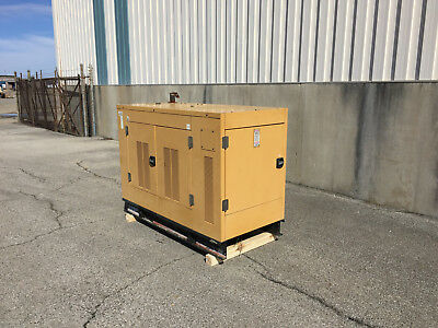 Olympian 25 kW Propane / Natural Gas Generator - Ford Engine - 103 Hours
