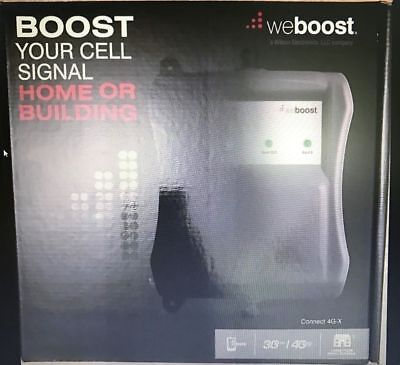 WeBoost Connect 4G-X Cellular Phone Signal Booster Part #471104